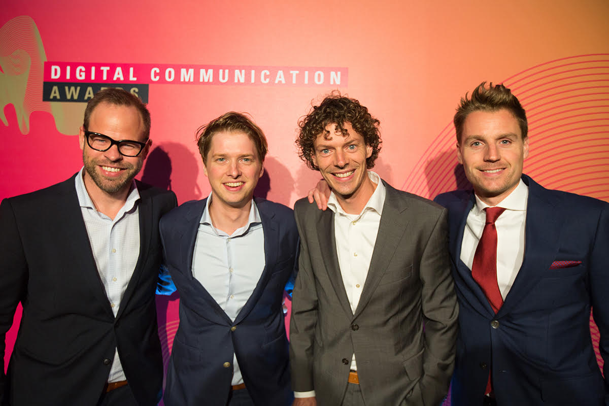 Glasnost wint Digital Communication Award