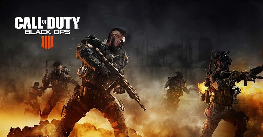 Call of Duty Blackout Beta @ Armada Music & Cloud 9 Music